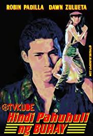 Hindi pahuhuli ng buhay 1989 poster