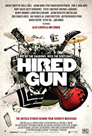 Hired Gun (2016) cover