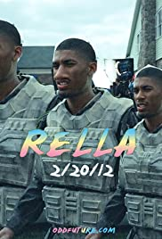 Hodgy, Domo Genesis and Tyler, the Creator: Rella (2012) cover