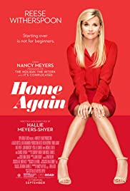Home Again 2017 poster