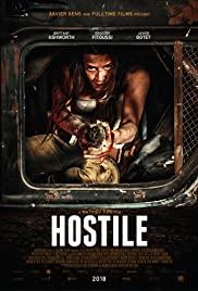 Hostile (2017) cover