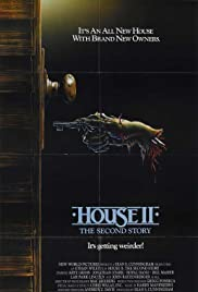 House II: The Second Story (1987) cover