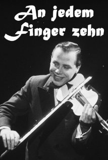 An jedem Finger zehn (1954) cover