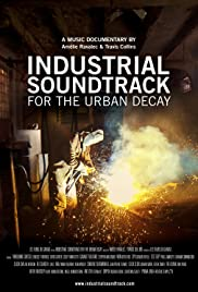 Industrial Soundtrack for the Urban Decay 2015 poster