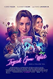 Ingrid Goes West (2017) cover