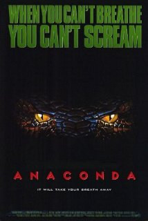 Anaconda (1997) cover