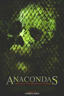 Anacondas: The Hunt for the Blood Orchid (2004) cover
