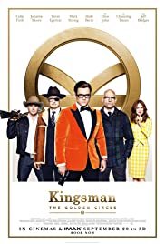 Kingsman: The Golden Circle (2017) cover