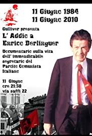 L'addio a Enrico Berlinguer 1984 poster