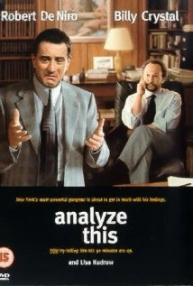 Analyze This 1999 poster