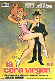 La cera virgen (1972) cover