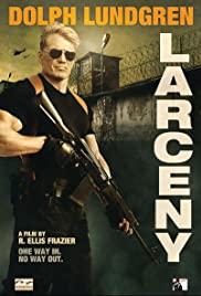 Larceny (2017) cover