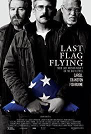 Last Flag Flying 2017 poster