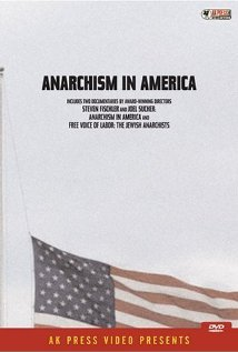 Anarchism in America 1983 poster