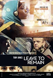 Leave to Remain (2013) cover