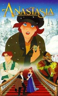 Anastasia (1997) cover