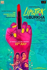 Lipstick Under My Burkha (2016) cover