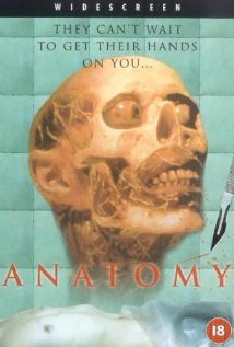 Anatomie (2000) cover