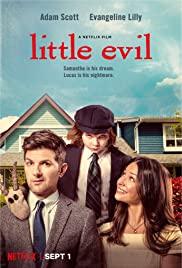 Little Evil 2017 poster