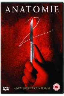 Anatomie 2 (2003) cover