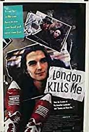 London Kills Me 1991 poster
