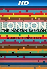 London: The Modern Babylon (2012) cover