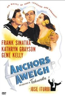 Anchors Aweigh (1945) cover