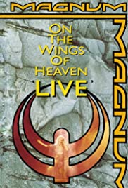Magnum: On the Wings of Heaven - Live (1988) cover