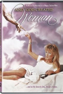And God Created Woman (1988) cover