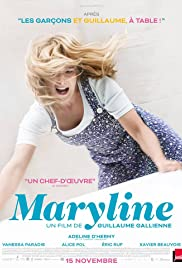 Maryline (2017) cover