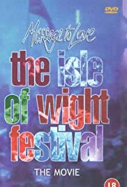 Message to Love: The Isle of Wight Festival 1996 poster