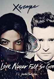 Michael Jackson & Justin Timberlake: Love Never Felt So Good (2014) cover