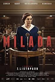 Milada (2017) cover