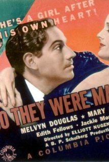 And So They Were Married 1936 poster