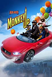Monkey Up (2016) cover