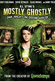 Mostly Ghostly: One Night in Doom House (2016) cover