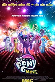 My Little Pony: The Movie (2017) cover