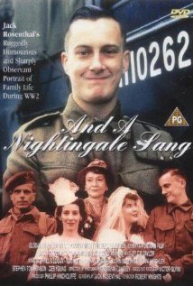 And a Nightingale Sang (1989) cover