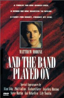 And the Band Played On (1993) cover