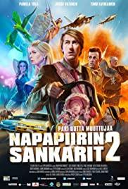 Napapiirin sankarit 2 (2015) cover
