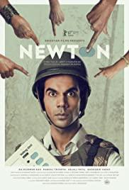 Newton (2017) cover