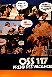 OSS 117 prend des vacances (1970) cover