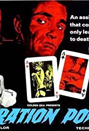 Operazione poker 1965 poster