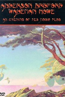 Anderson Bruford Wakeman Howe: An Evening of Yes Music Plus (1994) cover