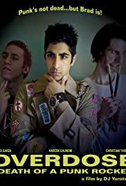 Overdose: Death of a Punk Rocker (2016) cover