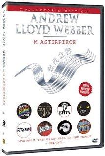 Andrew Lloyd Webber: Masterpiece (2002) cover