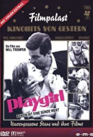 Playgirl (1966) cover