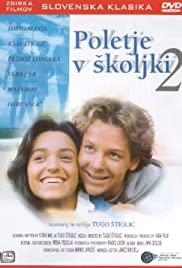 Poletje v skoljki 2 (1988) cover