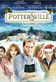 Pottersville (2017) cover