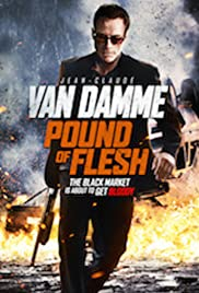 Pound of Flesh (2015) cover